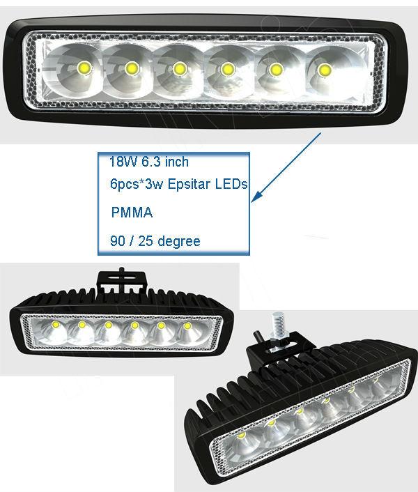 De la marca liwin lw barra de luz led luces 4x4 50