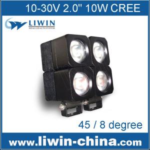 高品質10-30v900lm10wlwオフロードled作業灯磁気