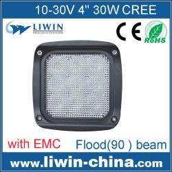 Lw led de luz de trabajo 10-30v 4