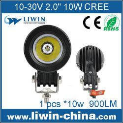 Mejor lw luz de trabajo 10-30v 900lm 12v luz de trabajo led