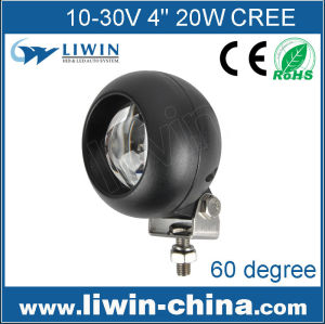 liwin 4 polegadas 20w lw offroad levou luzes de trabalho para excelle carro