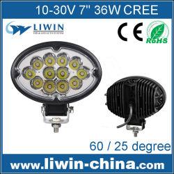 liwin novo produto ip67 6500k lw 36w luzes de trabalho led para caminhões trator agrícola
