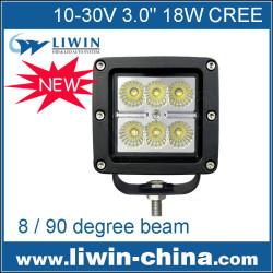 Excelente 10-30v 18w luz de trabalho led lw