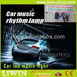 منتجات جديدة 2015 سيارة أدى ضوء الديكور أدى ضوء للسيارة انفينيتي إيقاع الموسيقى