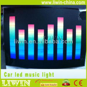 سيارة ضوء الخيال aftersale سياسة إيقاع الموسيقى الموسيقية لإضاءة زينون لنظام أسترا سيارة