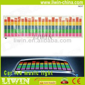 liwin-- مصنع experice الموسيقية ضوء الخيال الموسيقى سيارة سيارة ضوء الإيقاع لباليو