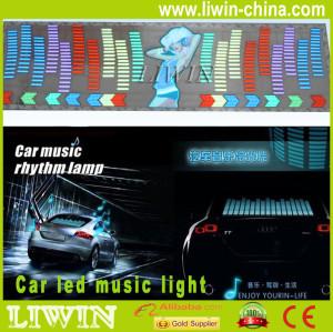 حار بيع سيارة سيارة مصباح إيقاع الموسيقى في اوستن حافلة خفيفة