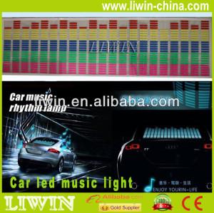 حار بيع سيارة liwin مصباح لتيدا إيقاع الموسيقى سيارة ضوء مصباح السيارات قطع غيار السيارات دراجة كهربائية
