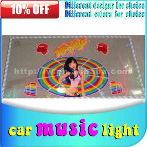 2015 50% خصم 12v حار بيع العاصمة الإضاءة الداخلية السيارات سيطرة صوت الموسيقى للدراجات النارية atv