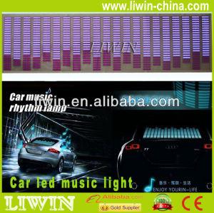 الصين العلامة التجارية liwin 50% قبالة الخصم بيع سيارة الغولف إيقاع الموسيقى لمصابيح السيارات المستعملة في دبي