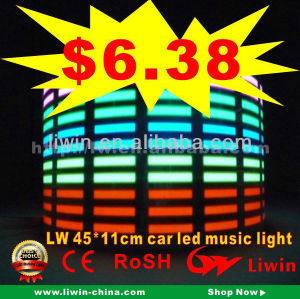 الصين العلامة التجارية liwin 2015 الموسيقية الساخن ضوء استشعار عن magotan سيارة قطع غيار السيارات على الطرق الوعرة 4x4 مبة كشافات