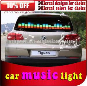 سعر القاع 12v سيطرة صوت الموسيقى السيارات السوبر مشرق الإضاءة الداخلية شاحنة للحفارات