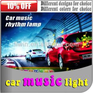 قوانغتشو مصنع السيارات إيقاع الموسيقى صوت الصمام مصباح لسيارات الدفع الرباعي