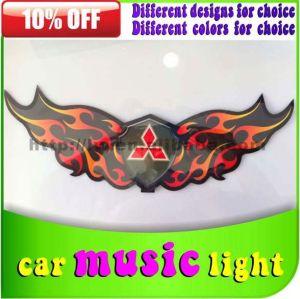 حار بيع أدت الموسيقى لعبة من البلاستيك الموسيقية لعبة الولايات المتحدة 12v chuh الإضاءة led أنبوب الموسيقى الرقمية لينكولن السيارات