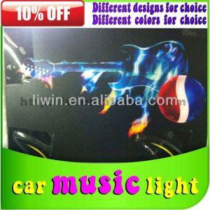 الجملة صفراء سيارة سيارة ضوء الاتجاه أضواء 12v fle ible ضوء الخريطة لاكسسوارات السيارات