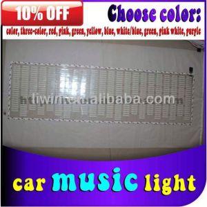 قادت الموسيقى الرخيصة hotsell الموسيقى الخفيفة الصمام led موسيقى المنشط b200 للاستشعار بنز سيارة