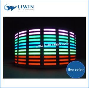 مصباح سيارة جديدة إيقاع الموسيقى الملحقات المنتجات