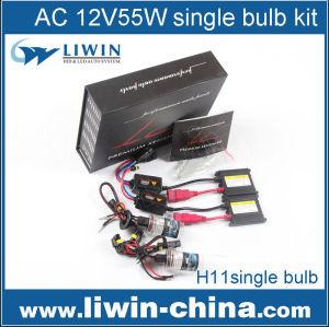 Liwin wholesale high quality AC12v 55w car hid kit ,hid xenon kit H11 vehicle bulb