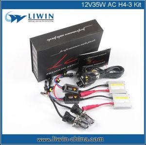 2015 wholesale 55w h4 bi xenon hid kits China for motorcycles SUV