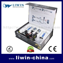 تصميم جديد أبيض liwin 24v 35w اليابان hid الصابورة hid كيت رئيس الخفيفة للسيارات 9006