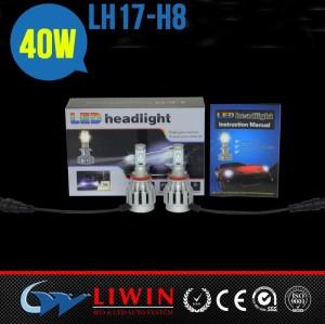 فائقة الجودة العالية الطاقة lw تصميم الأزياء السوبر السعر lh17-h8 40w 2200lm الغبار إثبات المصباحدراجة نارية cob ضوء المصباح