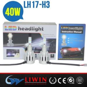 lw تنافسيةحار بيعجيدة سطوع فائقة الجودة نمط جديدجيدة السعر h3 40w ادى المصباح السيارات