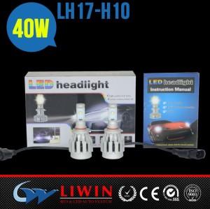 lw سعر المصنع أحدث عالية brigtness 2014 h1 h4 h7 h8 h9 h10 2200lm الصمام العلوي