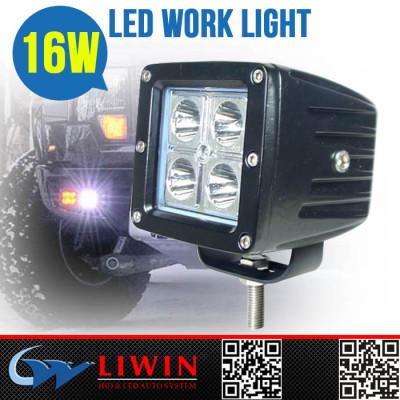 best sell 16W 10-30V led working light for cars Atv SUV
