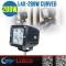 Higher quality factory magnetic work light 10v-30v 16w