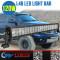 LW super led flashing light bar L4B-120WC led auto bar 3w led bar offroad