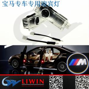 厂家直销 汽车宝马专用迎宾灯 宝马M3车门灯 BMW镭射投影灯