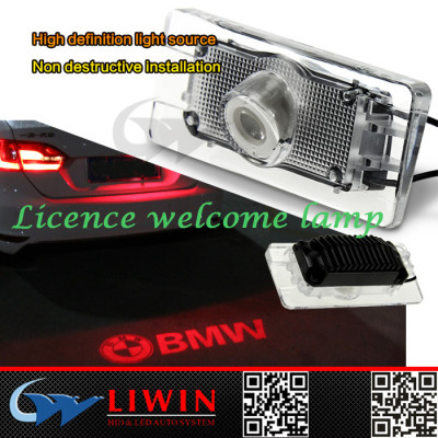 LW 12V all cars names and logos 5W car back light