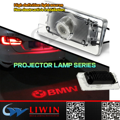 LW 12v 5w car door ghost shadow led light for cars