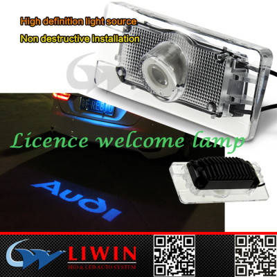 LW factory directly ghost shadow car logo light for sale
