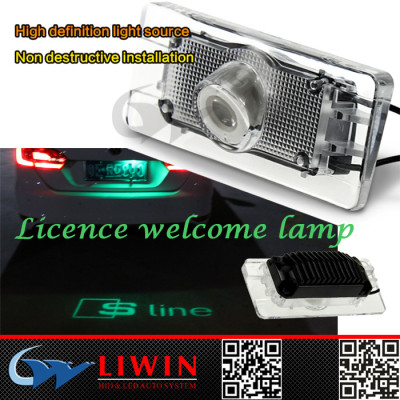 Newest!! car logo light projector/CREE LED ghost shadow light/logo light projector