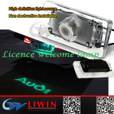 New generation specific Car Logo Lamp LW Car Welcome Light