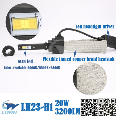 LW hotsale best price led headlight,h1 auto led headlight,car led headlight