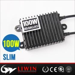 LW疝气灯12V75W 100W交流黑色压铸安定器B款EBAY亚马逊新款热卖氙气灯