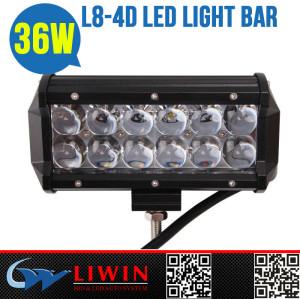 LW factory direct led message light bar 36w led light bar led bar fog light for LIWIN