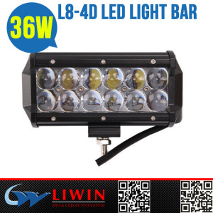 New product 18w 36w 54w 72w 90w 108w 126w 234w 252w 324w 4d offroad driving car led light bar
