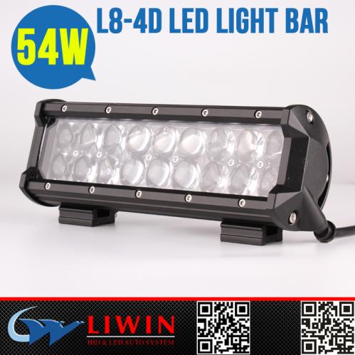 Lw auto parts 4x4 offroad led light bar l8 54w 4d best led light lw auto parts 4x4 offroad led light bar l8 54w 4d best led light bars aloadofball Image collections