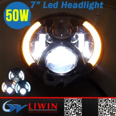 Liwin 12v led motocycle headlight fog light 7