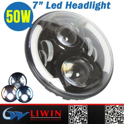 LW-LH0750A 7inch 50w 4000lm new product car led work headlights led car fog lights