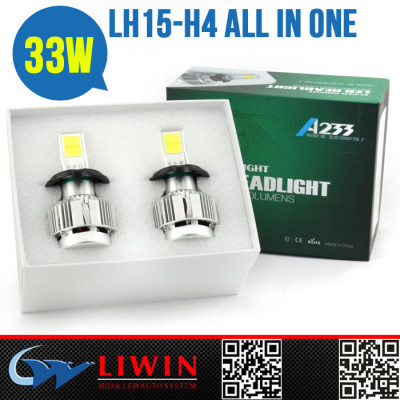 LW H4 33w car led headlight h1/H3/H4/h7/H8/H9/H11/9005/9006