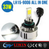Summer Promotion Top Quality Super Power Good Price Good Light Beam All In One Led Headlight Hb3/HB4 tractor light truck lamps
