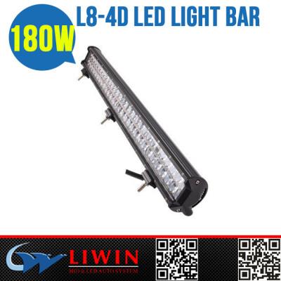 Liwin China brand 10 years experience lightstorm lw led 180w car led light bar lightbar lw rigid type bars for sale Atv SUV