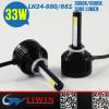 LW 33w 3000lm head led light led headlight lamp 9006 9007 880 881 tow truck led 6x4