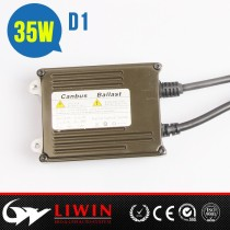 LIWIN new product high quality hid ballast for car 12v 35w hid light ballast D1 for POLO car auto electric bike vehicle lights