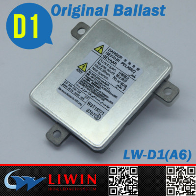 LW best quality hid d1s headlight xenon ballast h1r2 d1c d1r hid standard ballast