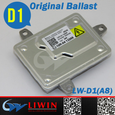 LW made in france xenon hid d1s digital ballast easy to install hid xenon lamps